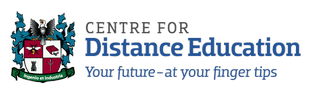 Centre for Distance Education Logo