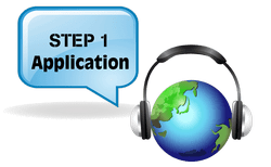 CD-ED Application - Step 1
