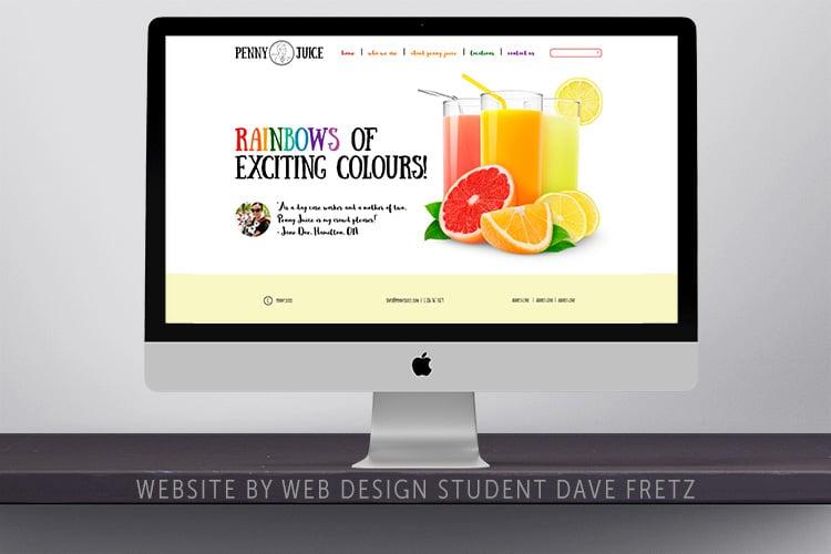 Online Web Design Course Centre for Distance Education